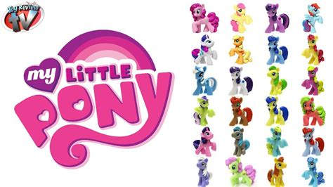 Mlp Blind Bag Ponies My Little Pony G4 Blind Bags Wave 6 Crystal Empire Toy