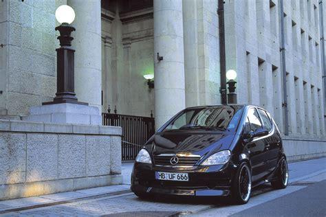 Tiefergelegt Englisch by Mercedes A Class W168 Executive Line