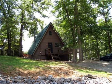 Lake Barkley Cabins For Rent by Charming Waterfront A Frame Overlooking Lake Vrbo