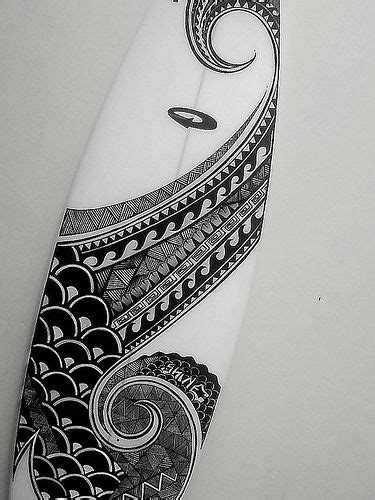 surfboard tattoo designs quot maori quot dotti surfboards surf surfing surfer surfers