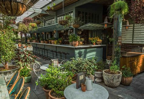 The Potting Shed by The Potting Shed A Green Oasis In Alexandria