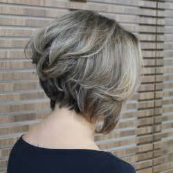 show pictures of haircuts with stacked backs stacked bob hairstyles back view popular haircuts