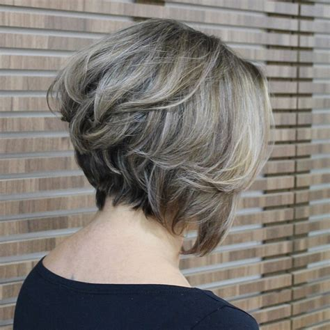 pictures of stacked bob haircut back view stacked bob hairstyles back view popular haircuts