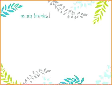 powerpoint thank you card template powerpoint thank you card template beautiful template