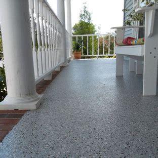 epoxy flooring patio ideas  houzz