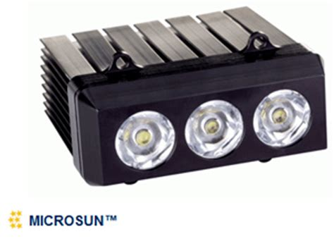 aircraft led landing lights aeroleds microsun landing light from aircraft spruce europe