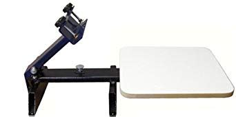 one color screen printing press plans screen printing press 1 color 1 station