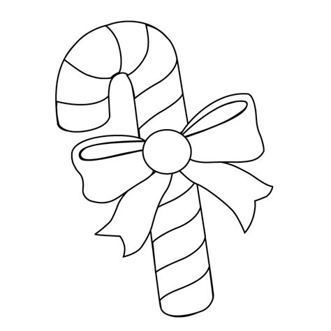 search results for printable candy cane coloring pages