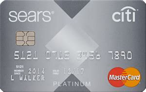 sears credit card login how to login at sears credit