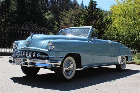 1951 dodge desoto 1951 desoto custom convertible for sale