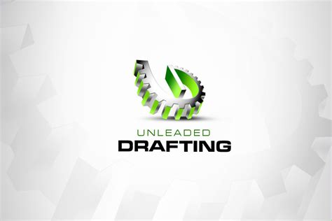 nawic cad design drafting competition logo design for unleaded drafting freelancer