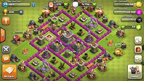 layout coc 4 mortar home base design coc brightchat co