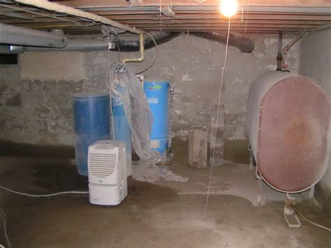 basement waterproofing cost interior exterior doors