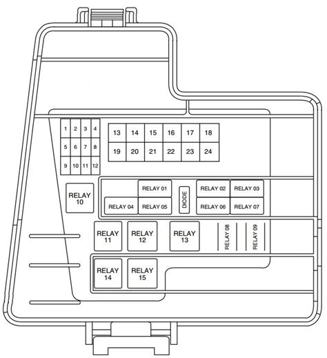 2003 lincoln ls wiring diagram 30 wiring diagram images