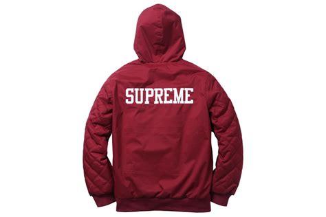 supreme web store supreme x chion 2013 apparel collection