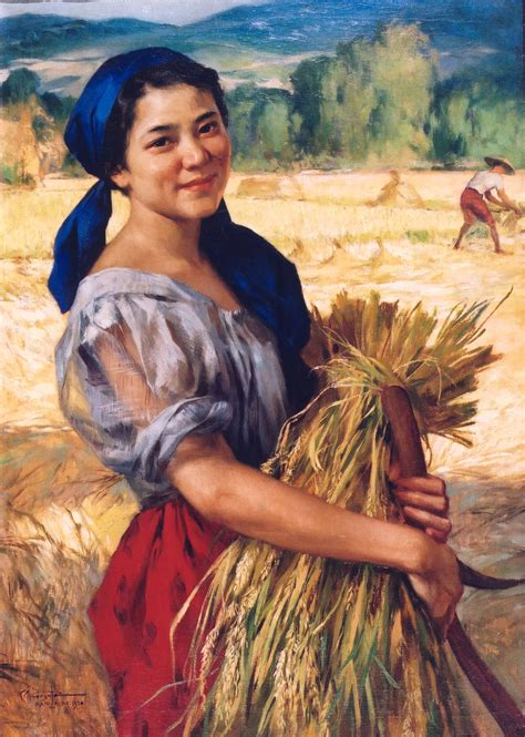 biography of filipino artist and their works introducing fernando amorsolo to a new generation very wang
