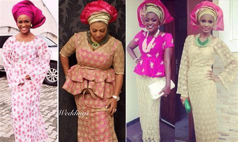 asoebi nigeria 2015 latest aso ebi styles