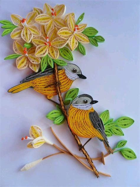 paper quilling birds tutorial 95 best images about quilled animals birds on pinterest