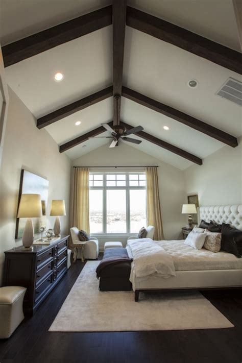 vaulted ceiling design 30 vaulted ceiling bedroom design ideas for inspiration