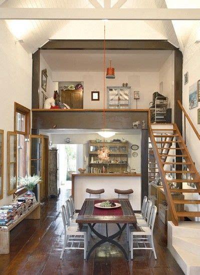concepto de espacios abiertos en casas  curso de