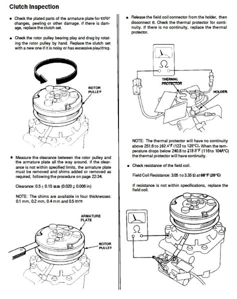 ac wiring diagram honda tech honda forum discussion