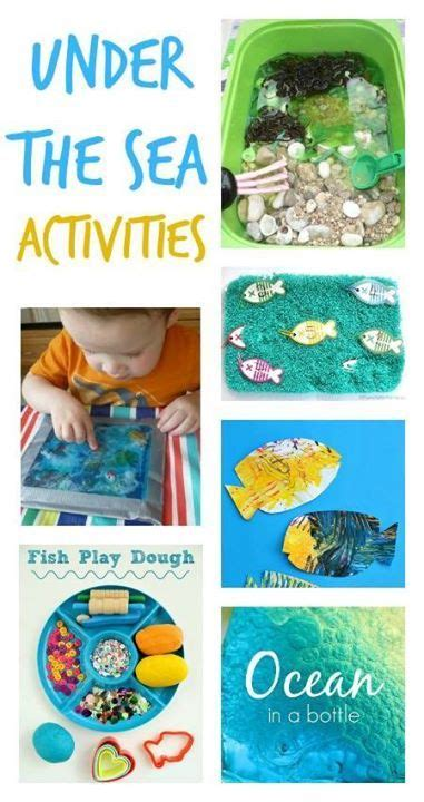 kindergarten activities under the sea 2169 best we learn through play images on pinterest