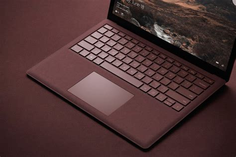 Notebook Microsoft Surface microsoft surface laptop hiconsumption
