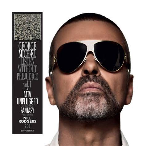 Cd George Michael Listen Without Prejudice george michael listen without prejudice volume 1 mtv unplugged cd kmart