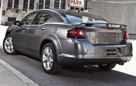 dodge avenger 2012 horsepower image gallery 2012 chrysler avenger