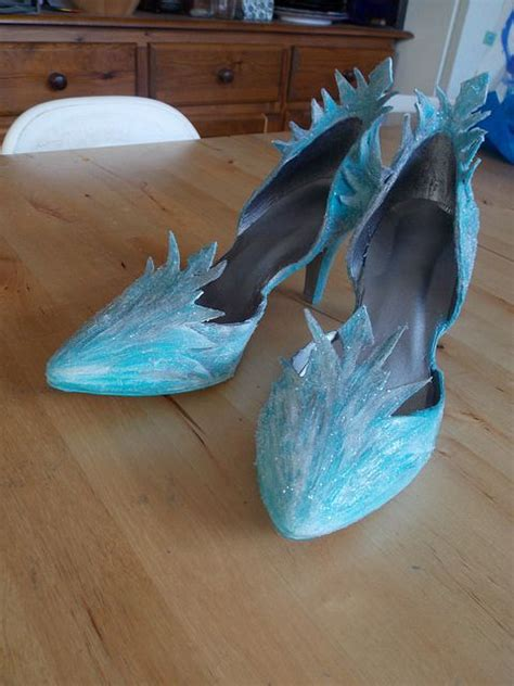 elsa shoes elsa shoes by valravn designs elsa clothing and makeup