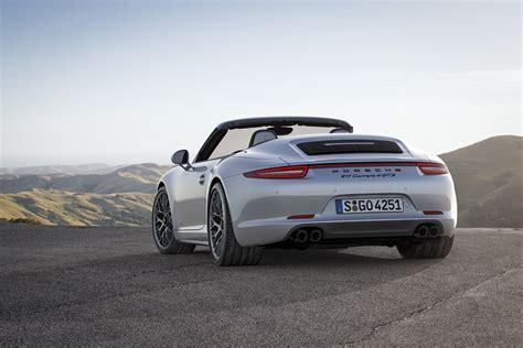 Porsche Carrera 4 Gts by Photo Porsche 911 991 Carrera 4 Gts Cabriolet 2014