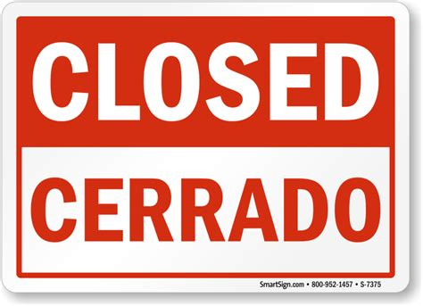 business closed sign template best office closed sign template free