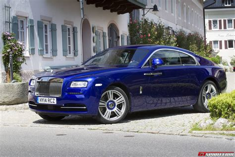 Rolls Royce Wraith Blue And White Imgkid Com The