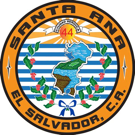 el escudo arverno la file escudo de santa ana el salvador svg wikimedia commons