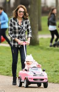 tamara ecclestone takes for a spin in