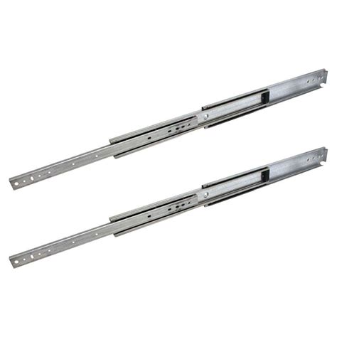 file cabinet drawer slides 10 in extension bearing side mount drawer slide