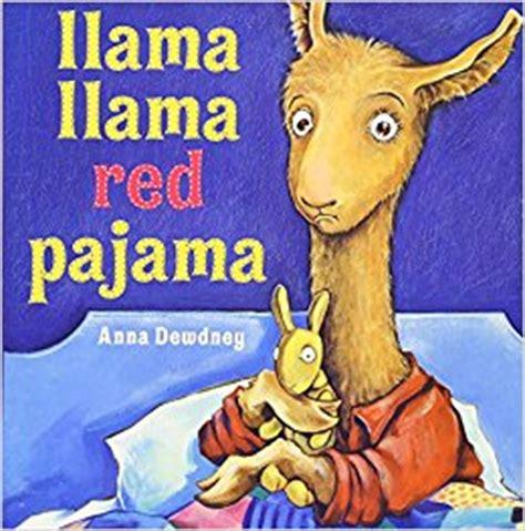 a for llama books llama llama pajama dewdney 9780451474575