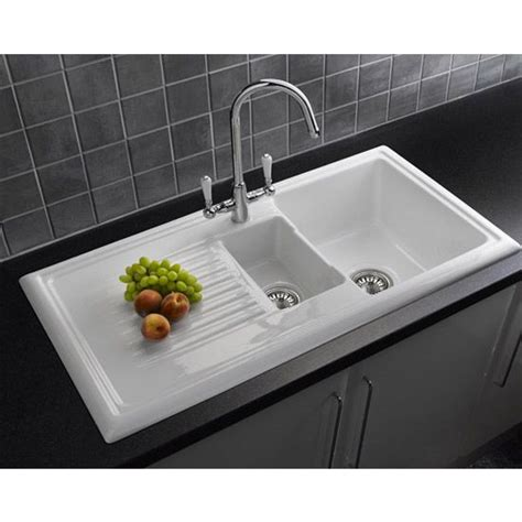 double ceramic kitchen sink ceramic double kitchen sink beautiful things pinterest