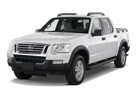 Ford Explorer Sport Truck 2010 Ford Explorer Sport Trac Reviews And Rating Motor Trend