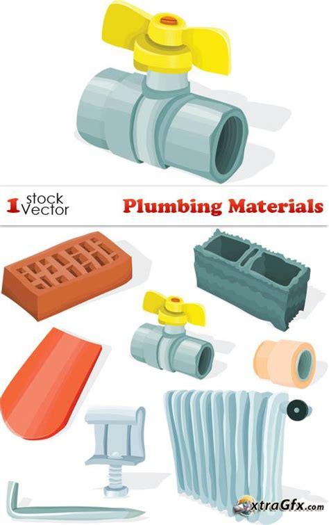 Images Of Plumbing Materials by Plumbing Materials Vector 187 Xtragfx Creating The Pixels