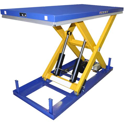 Electric Lift Table by Scissor Lift Table Scissor Lift Tables Scissor Lifts