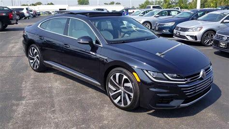 Volkswagen Arteon R 2020 2019 vw arteon 2 0t sel premium r line 4motion