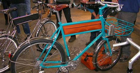 Oregon Handmade Bicycle Show - bikelovejones oregon handmade bike show a stroll