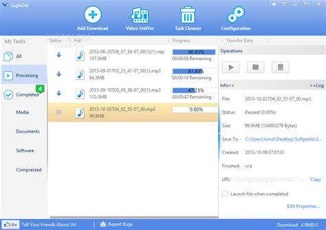 Eagle Download Manager Full Version | eagle get download manager baru pengganti idm full version