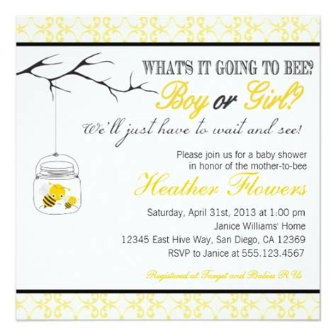 Jar Baby Shower Invitations by 429 Best Images About Jar Baby Shower Invitations On