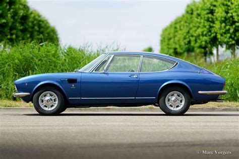 fiat dino  coupe    classicargarage