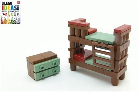 lego bunk bed lego bunk beds side table lego pinterest