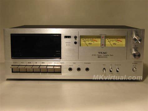 teac cassette deck teac a 150 cassette deck