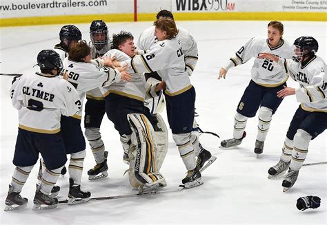 section iii hockey section iii boys ice hockey standings syracuse com