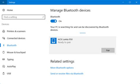 Turn Bluetooth Asus Laptop Windows 7 how to turn on use bluetooth in windows 10